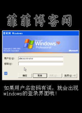 直接进入远程桌面的操作界面