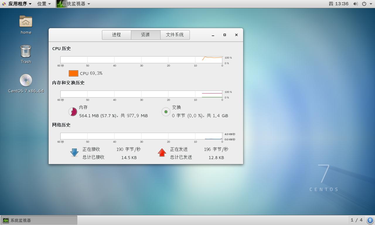 VMware虚拟机下安装CentOS 7 1511教程