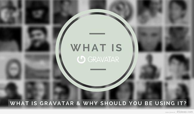 Gravatar全球通用头像申请使用教程