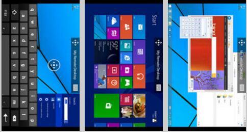 微软开发的安卓手机远程桌面神器:RD Client