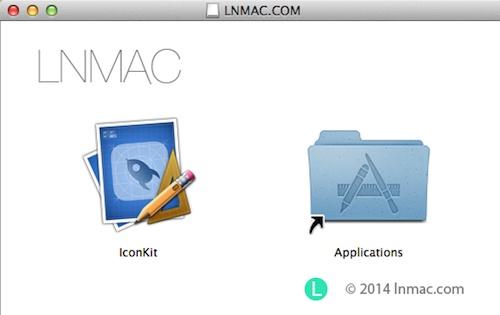 苹果电脑安装DMG软件教程
