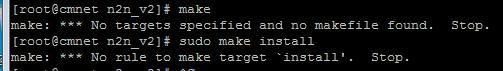 在centos下安装n2n服务器