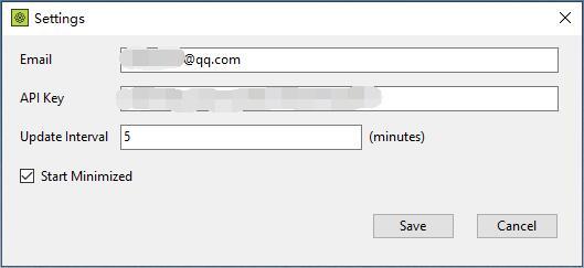 windows系统可用的cloudflare ddns动态域名客户端